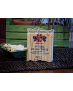 Smoked Wisconsin String Cheese