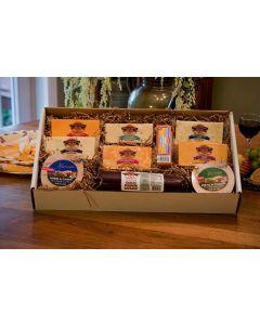 Taste of Wisconsin Cheese Gift Box