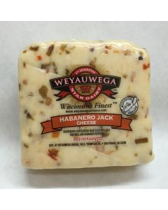 Wisconsin Habanero Jack Cheese