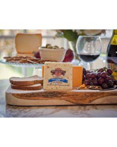 Wisconsin Monterey Jack Garden Fresh Cheese
