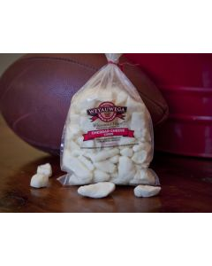 Wisconsin White Cheddar Cheese Curds